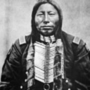 Sioux: Crow King Art Print by Granger