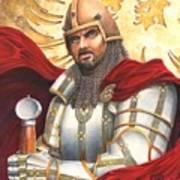 Sir Gawain Art Print