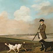 Sir John Nelthorpe Art Print by George Stubbs