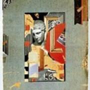 Sir John Soane's Museum - London Underground, London Metro - Retro Travel Poster - Vintage Poster Art Print