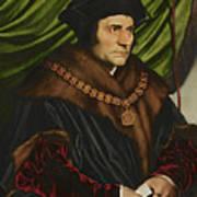 Sir Thomas More Art Print