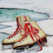 Skating Dreams Art Print