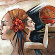 Skecthbook Art Print