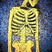 Skeletoon Art Print