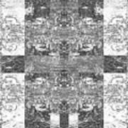 Skentch Art Print