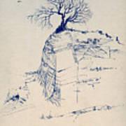 Sketch 7 Art Print