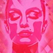 Skin Deep Series, Pinks Art Print