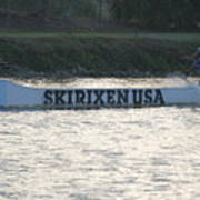 Skirixen Usa Art Print