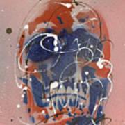 Skull #6 Art Print