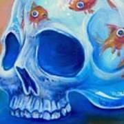 Skull Tank Art Print