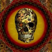 Skullgear Art Print