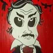 Skully Poe Art Print