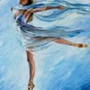 Sky Dance Art Print