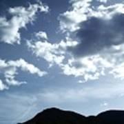 Sky Over Arizona Art Print