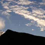 Sky Over Ft. Negley Art Print