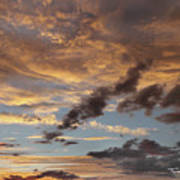 Sky Variation 46 Art Print