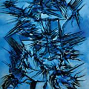 Sky Vs Philosophy Art Print