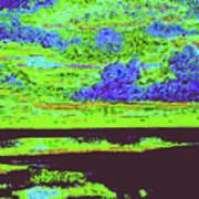 Sky Water D4 Art Print