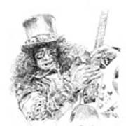 Slash Art Print by David Lloyd Glover