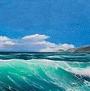 Slea Head Co Kerry Dingle Art Print