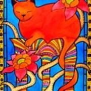 Sleeping Beauty By Dora Hathazi Mendes Art Print