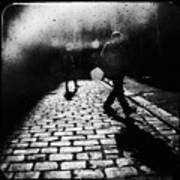 Sleepwalking Print by Andrew Paranavitana