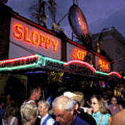 Sloppy Joes Bar Art Print