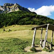 Slovak Mountains Art Print