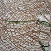 Slumbering - Tile Art Print