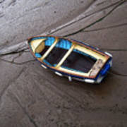 Small Boat Art Print