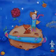 Small Prince Art Print