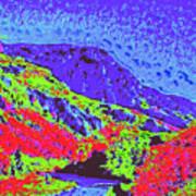 Small River Valley D4 Art Print
