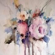 Small Roses Art Print