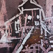 Small Tower 2 Art Print