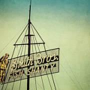 Smith Bros Fish Shanty Art Print