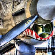 Smithsonian Air And Space Art Print by JC Findley