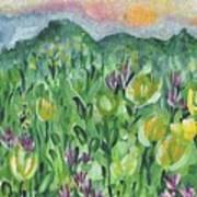 Smoky Mountain Dreamin Art Print