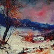 Snow 569020 Art Print