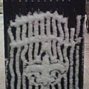 Snow Can Art Print