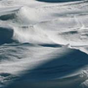Snow Drift Art Print