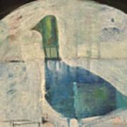 Snow Goose Art Print