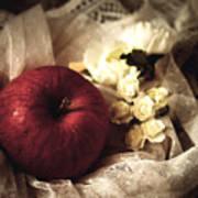 Snow White's Chamber Art Print