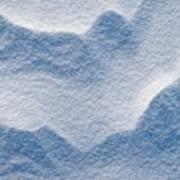 Snowforms 3 Art Print