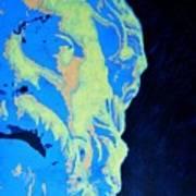 Socrates - Ancient Greek Philosopher Art Print