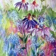 Soft Breezes Art Print