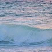 Soft Oceans Breeze  Art Print