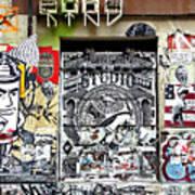 Soho Wall Art Print