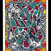 Solar Circus Art Print