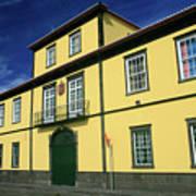 Solar Da Mafoma, Azores Art Print