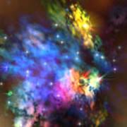 Solaris Nebula Art Print